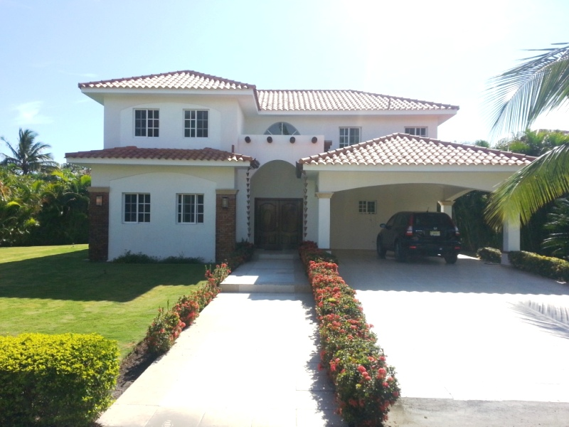 Metro Country Club Villa For Sale Juan Dolio Dom Rep
